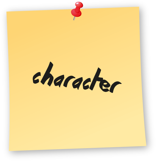 Suggest a Drama lesson plan character