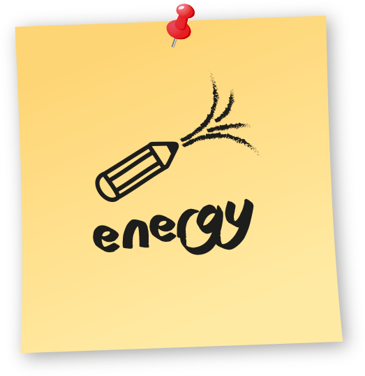 Suggest a Drama lesson plan energy