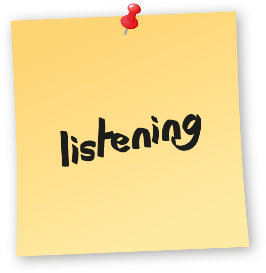 Suggest a Drama lesson plan listening
