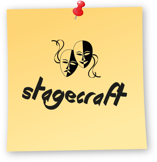 Suggest a Drama lesson plan stagecraft