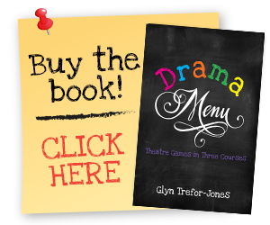Buy the Drama Menu book